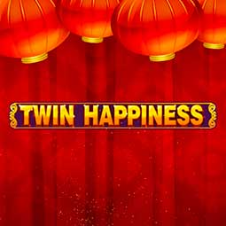 Twin Happiness spilleautomat forside