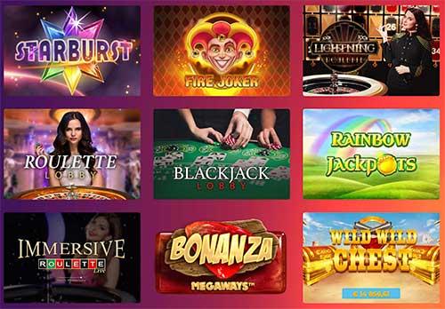 Casino Gods spill
