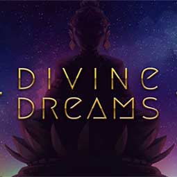 Divine Dreams forside