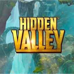 Hidden Valley spilleautomat forside