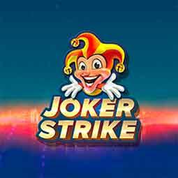 Joker Strike forside