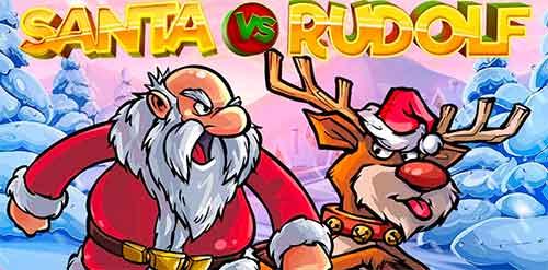 Santa vs Rudolf spilleautomat