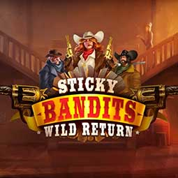 Sticky Bandits Wild Return forside