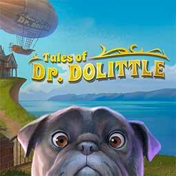 Tales of dr doolittle forside