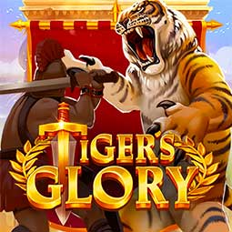 Tigers Glory forside