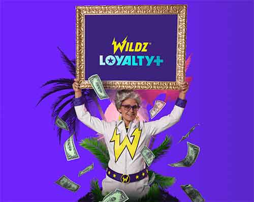 Wildz Casino Loyalty
