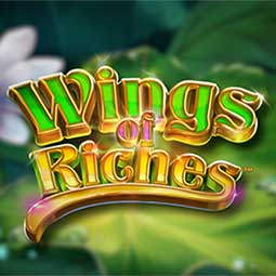 Wings of Riches forside