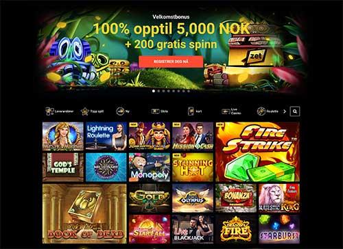 Zet Casino generelt