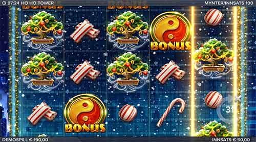 Ho Ho Tower bonusspill
