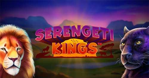 Serengeti Kings spilleautomat