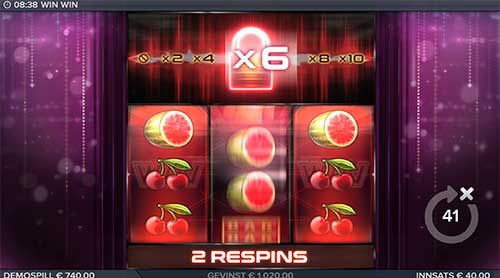 Win Win respins