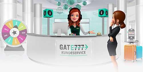gate 777 casino kundeservice