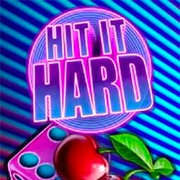 Hit It Hard logo