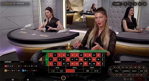 Live Casino Craze Play