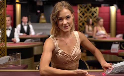 Spin Casino Live casino