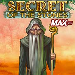 Secret of the Stones MAX spilleautom