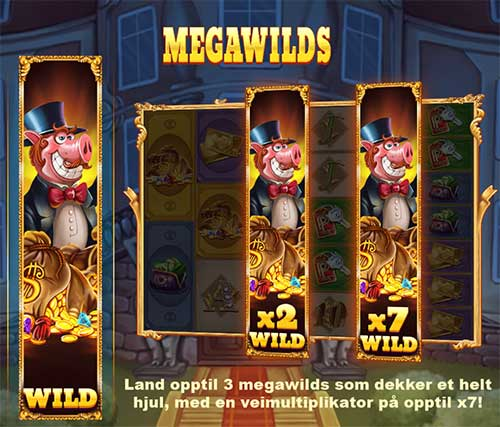 piggy riches megaways megawilds