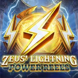 Zeus Lightning Power Reels forside