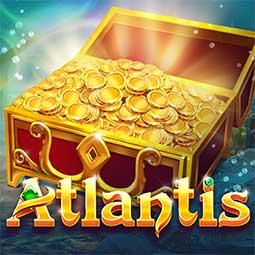 Atlantis spilleautomat Red Tiger