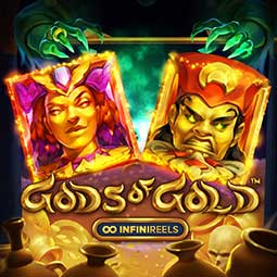 Gods of Gold InfiniReels spilleautomat