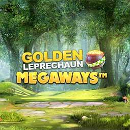 Golden Leprechaun Megaways spilleautomat