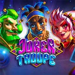 Joker Troupe spilleautomat