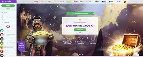Lilibet casino bonus