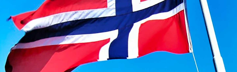 kasino bendera norwegia