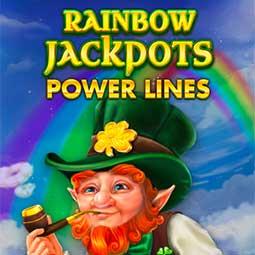 Rainbow Jackpot Power Lines spilleautomat