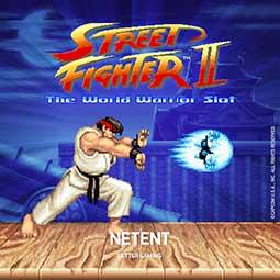 Street Fighter 2 spilleautomat