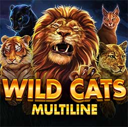 Wild Cats Multiline spilleautomat