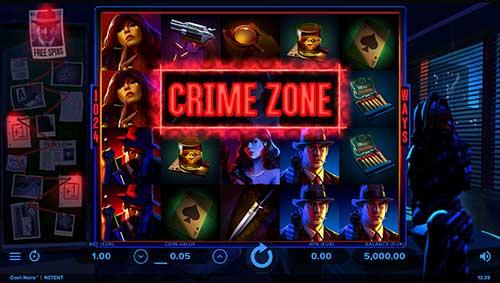 Cash Noire crime zone
