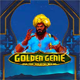 Golden Genie and the Walking Wilds spilleautomat