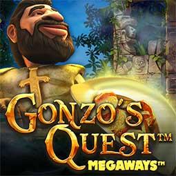 Gonzo's Quest Megaways spilleautomat