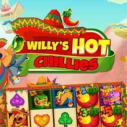 Willys Hot Chillies spilleautomat