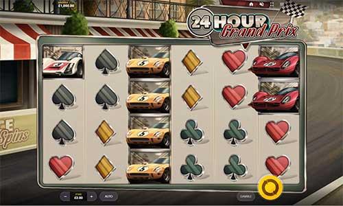 24 Hour Grand Prix skjermbilde