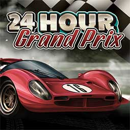 24 Hour Grand Prix spilleautomat