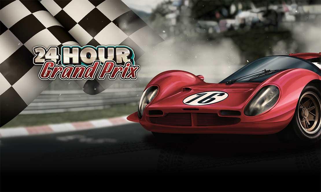 24 Hour Grand Prix splash