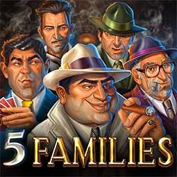 5 Families spilleautomat