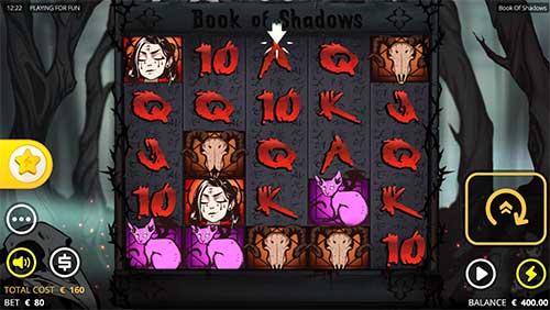 Book of Shadows skjermbilde