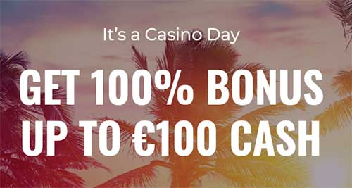 Casino Days bonus