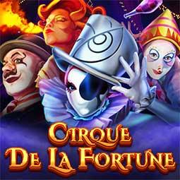 Cirque De La Fortune spilleautomat