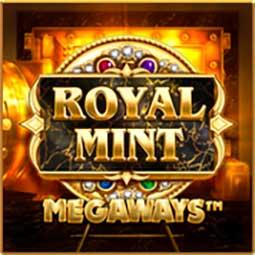 Royal Mint Megaways spilleautomat