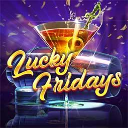 Lucky Fridays spilleautomat