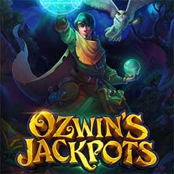 Ozwins Jackpots spilleautomat