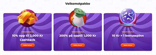 Cadabrus Casino bonus