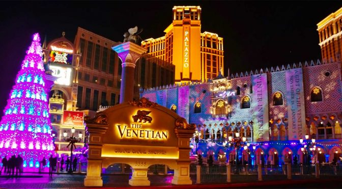 Las Vegas Venetian Palazzo