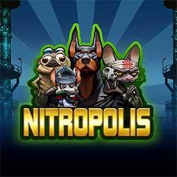 Nitropolis spilleautomat
