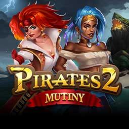 Pirates 2 - Mutiny spilleautomat