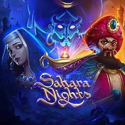 Sahara Nights spilleautomat